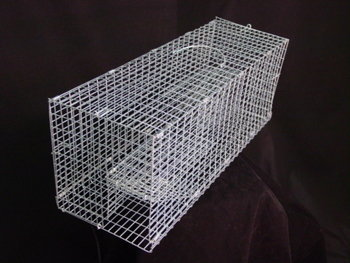 Rodent TRAP w. Large holding capacity -squirrel rat NEW! Rodent TRAP w. Large holding capacity -squirrel rat NEW!